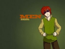 MEN IN BELTED SWEATERS by Quatrina