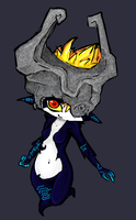 Midna by GilbertsBeer