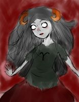 Doomsday Aradia by Monochrome-Colors