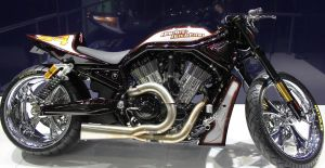 Custom Harley 2.1 by New-Dawn-Productions