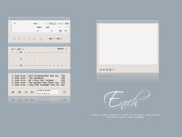Enoch - Winamp Classic by maxvision