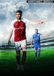Ryad Mahrez Render 2016/17 by Abbes17