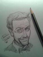 Dr. House by Eman-Thabet