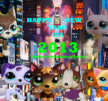 2O13 WITH LPS I DID THE VID WITH by webkinzfun8