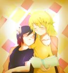 Hey,Yang?Can you read me a story?? - Ruby by AoNeko90