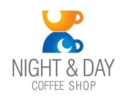 Night and Day logo for deviant by HassanyDesign