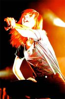 Hayley Williams of Paramore by Hanyuu-Furude