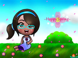 ~Happy Spring~ by Misskatt66