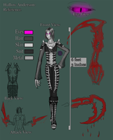 Hallow Anderson: Reference by Aras-Vengeance