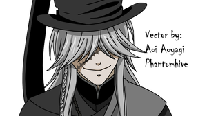 Undertaker vector by AoiAoyagiPhantomhive