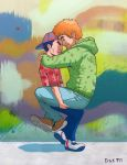 I can lift you up by Erick-FM