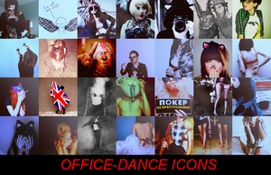 cool icons by office-dance