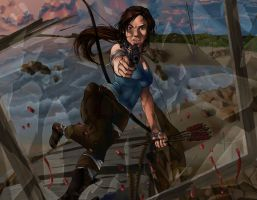 Tomb Raider REBORN by tae-