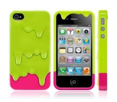 Designer Melt Iphone 4/4S Case by tracylopez
