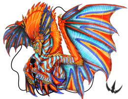 Jazzdragon Trade by Galidor-Dragon