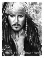 Jack Sparrow, savvy? by xnicoley