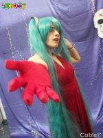 Hatsune Miku Cosplay: Let me sing you by ROYAL1105