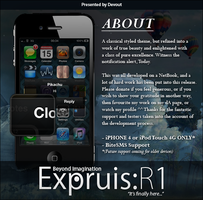 Exprius R1 - UI by winsontsang