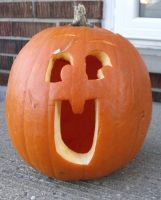 Happy Pumpkin by theRealPadster