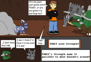 POKEY used Strength by Riptor25