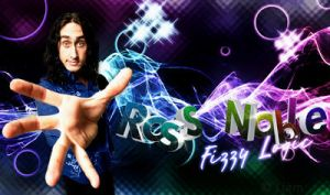 Ross Noble siggy by fizzy-logic