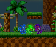 Demons in the New Custom Hill Zone by JoonTH