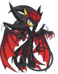 DeathSonic Vampire by XenomorphicDragon