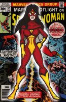 2nd classic Spider woman by RWhitney75
