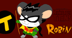 Hamsters Titans - Robin by SelyElyDis