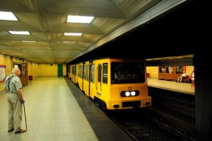 Older, than the metro... by Seth890603