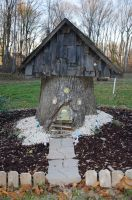 Gnome  Fairy House 02 by FairieGoodMother