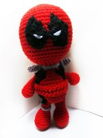 Marvel Comics: Deadpool by Nissie