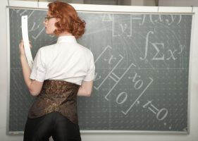 A Dangerous Mathematician by photonutz