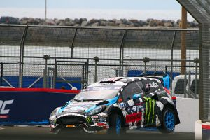 Red Bull Global Rallycross - Los Angeles 2014 by ChibiLavos