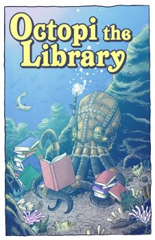 Octopi the Library by markwelser