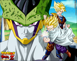 DBZ Saga Cell by el-maky-z