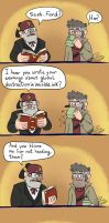 Stupid Genius by Demona-Silverwing