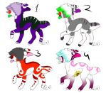 Emo Doggie Adopts, name your price! OPEN by pinkheartxx