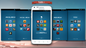 RJO UI - Custom Android User Interface by RJOentertainment