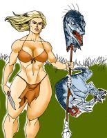 Shanna The She-Devil Updated by packraptor