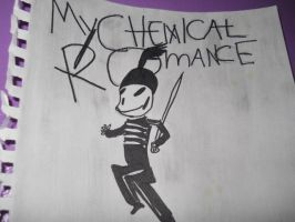 The Black Parade by MusicInMehSoul