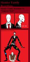 Slender Family reaktions2 by Scarygermangirl