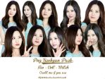 PNG SEOHYUN PACK by suetics