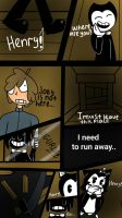 Ink instead of the heart - part 2 page 6 by AssassinSamanthaPaff