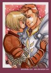 PSC - Alistair and Cousland 4 by aimo