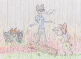 ashfur gives you hell by neon-fluffyducky