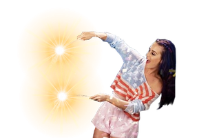 Katy Perry PNG ''Part Of Me 3'' by danperrybluepink