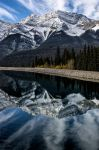 Goatview Peak Reflection by Jase036