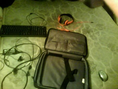 My laptop equipment by Res6