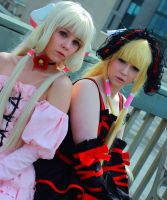 Chii and Freya 2 by CookiesForCosplay